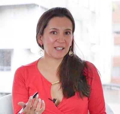 CAROLINA MONROY ARIAS Colombia PCC